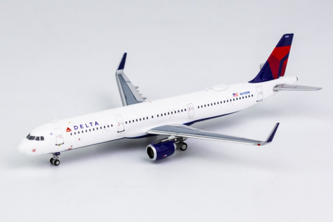 NG Models Delta Airbus A321 N339DN Scale 1/400 13017