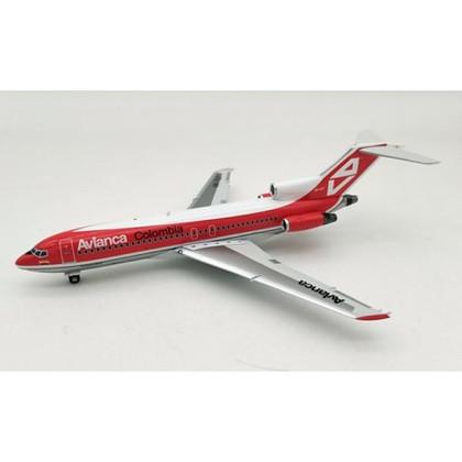 Jp60 Models Avianca Boeing 727-100 HK-727 with stand Scale 1/200 JP721AV01P