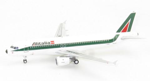 J Fox Alitalia Airbus A320-200 I-BIKE with Stand Scale 1/200 JFA320021