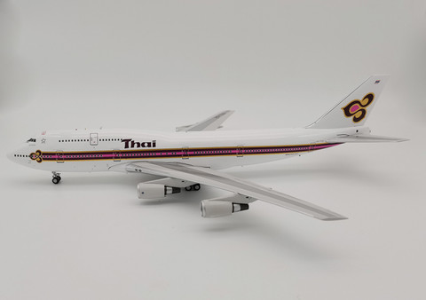 Inflight 200 Thai Airways International Boeing 747-300 HS-TGD with stand Scale 1/200 IF743TG0820