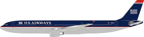 Inflight 200 US Airways Airbus A330-323 N678US with stand Scale 1/200 IF333US0719
