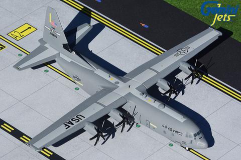 Gemini 200 USAF Little Rock Lockheed C-130J-30 Super Hercules Scale 1/200 G2AFO902
