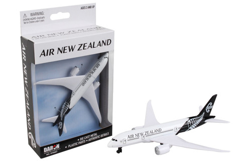Air New Zealand Diecast Plane RT9267