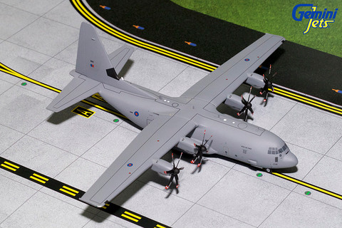 Ex display Gemini 200  Royal Air Force ZH886 Lockheed C-130J Hercules Scale 1/200 G2RAF713