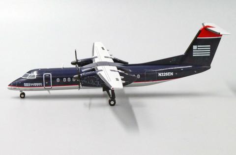 JC Wings US Airways Express Bombardier Dash-8-Q300 N326EN Scale 1/200 JC2274