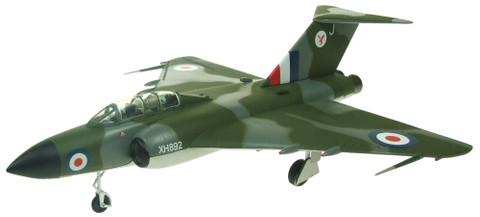Aviation 72 Gloster Javelin FAW9R XH892 Norfolk and Suffolk Museum Scale 1/72 AV7254003