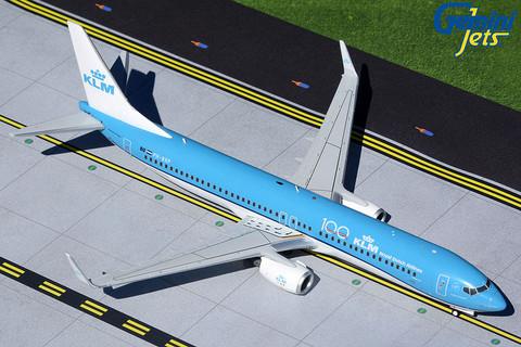 Gemini 200 KLM Royal Dutch Airlines Boeing 737-900 PH-BXP Scale 1/200 G2KLM924