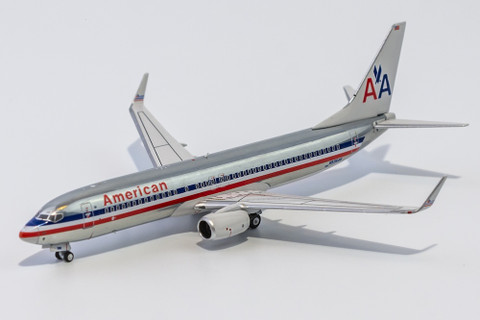 NG models American Airlines Boeing 737-800 N936AN chrome livery Scale 1/400 NG58092