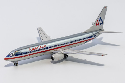 NG Models American Airlines Boeing 737-800 N955AN Scale 1/400 NG58093