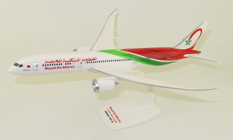 PPC Royal Air Maroc Boeing 787-9 Dreamliner CN-RAM Scale 1/200 PPC-221782