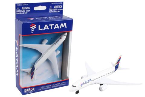 Latam Diecast Plane RT0074