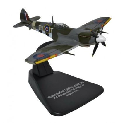 Oxford Diecast Spitfire IXE 443 Sqn RCAF Scale 1/72 OXAC098