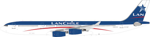 Inflight 200 LAN Chile Airbus A340-300 CC-CQF with stand Scale 1/200 IF343LA0621