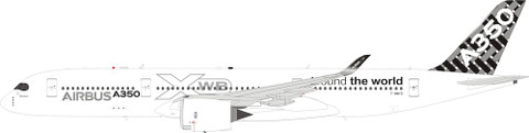 Inflight 200 Airbus Industrie Around the World Airbus A350-900 F-WWYB with stand Scale 1/200 IF359AIRBUSWT