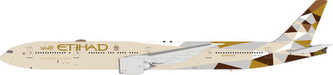 Inflight 200 Etihad Airways Boeing 777-300ER A6-ETH with stand Scale 1/200 IF773EY0721
