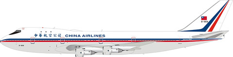 Aviation 200 China Airlines Boeing 747-100 B-1868 with stand Scale 1/200 AV2ALB2CI868