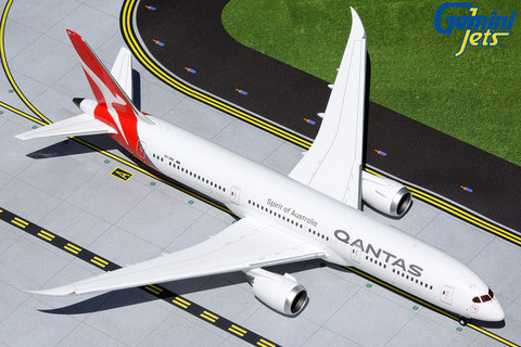 Gemini 200 Qantas Boeing 787-9 Dreamliner VH-ZNK Scale 1/200 G2QFA983
