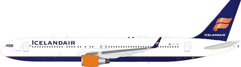 Inflight 200 Icelandair Boeing 767-300 TF-ISN Scale 1/200 IF763FI0821