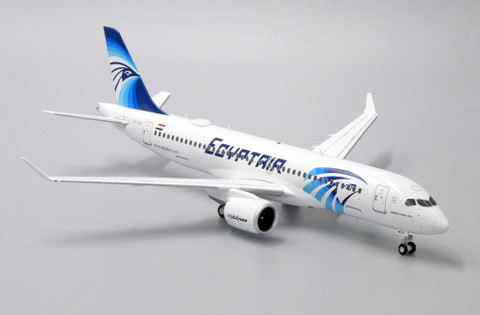 JC Wings Egyptair Airbus A220-300 SU-GEY Scale 1/200 JCLH2232
