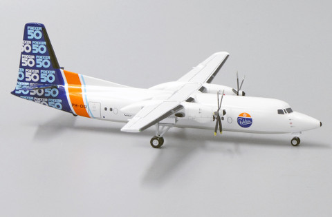 JC Wings Fokker 50 House Colour PH-OSI Scale 1/200 JCLH2216
