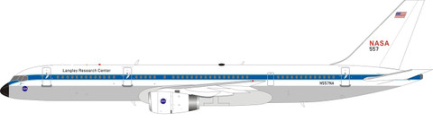 Inflight 200 NASA Langley Research Centre Boeing 757-200 N557NA Scale 1/200 IF757NASA