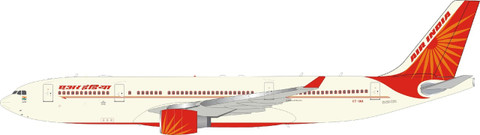 Inflight 200 Airbus A330-200 VT-IWA with stand Scale 1/200 IF332AI1220
