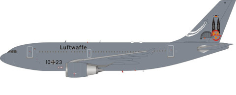 Inflight 200 Luftwaffe German Air Force A310-304 1023 with stand Scale 1/200 IF310GAF1023
