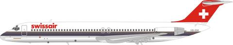 WB Models Swissair DC9-51 HB-ISM Scale 1/200 WB951SRISM