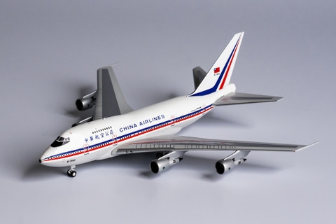 NG Models China Airlines Boeing 747SP B-1880 Scale 1/400 07012