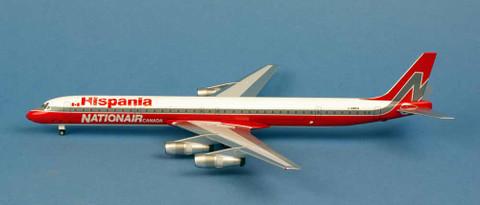 Aeroclassics Hispania Douglas DC8/61 C-GMXQ Scale 1/200 AC219910
