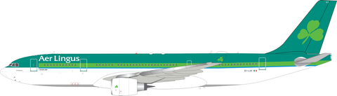 Inflight 200 Aer Lingus Airbus A330-200 EI-LAX with stand Scale 1/200 IF332EI1021