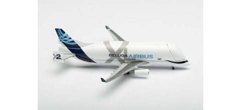 Herpa 500 Airbus Industries Beluga XL (A330-700L) F-GXLH XL # 2 Scale 1/500 534284-001