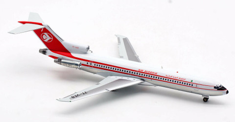 Inflight 200 Air Algerie Boeing 727 7T-VEB with stand Scale 1/200 IF722AH0821P