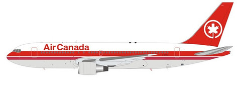 WB Models Air Canada Boeing 767-223ER C-GDSU with stand Scale 1/200 WB762ACSU