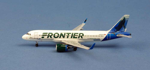 Aeroclassics Frontier Airlines Airbus A320Neo N342FR Scale 1/400 AC419977