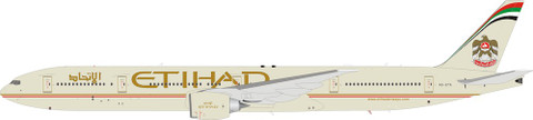 Inflight 200 Etihad Airways Boeing 777-300ER A6-ETA with stand Scale 1/200 IF777EY1021