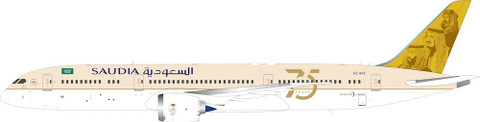 Inflight 200 Saudi Arabian Airlines Boeing 787-9 Dreamliner HZ-ARE with stand Scale 1/200 IF789SV1221