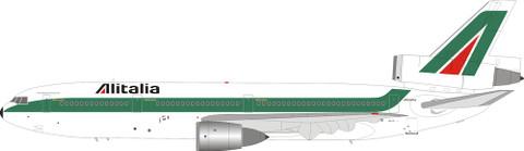 Inflight 200 Alitalia Douglas DC10-30 I-DYNI with stand Scale 1/200 IFDC10AZ1121