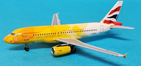 ARD/AC British Airways Firefly Airbus A319-131 G-EUPC Scale 1/400 ARD4BA01