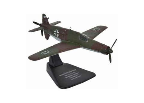 Oxford Diecast DORNIER DO 335 PFEIL SMITHSONIAN MUSEUM Scale 1/72 OXAC048