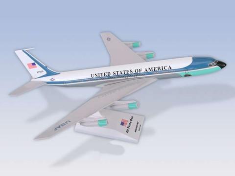 Skymarks Air Force One VC-137 (707) REG 27000 Scale 1/150 SKR312