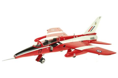 Aviation 72 Folland Gnat RAF Trainer XR980 Scale 1/72 AV7222005