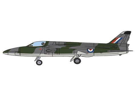 Aviation 72 Gnat Single seater RAF Cosford Museum XK724 Scale 1/72 AV7228001