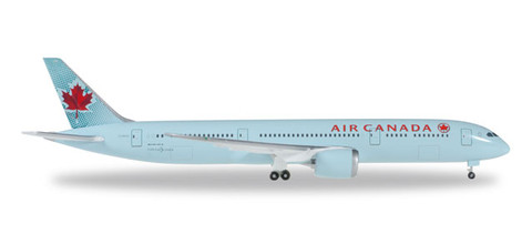 Herpa Air Canada Boeing 787-9 Dreamliner  Scale 1/500