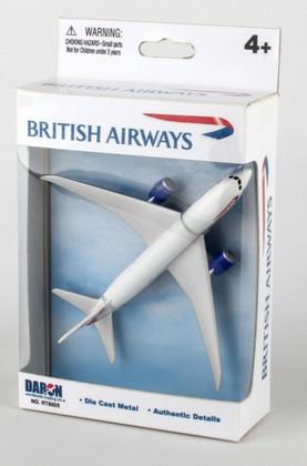 BRITISH AIRWAYS B787 DIECAST MODEL