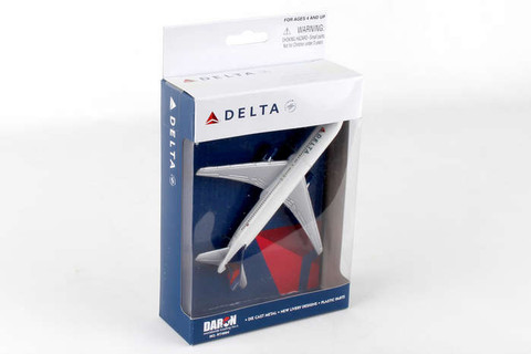 Delta diecast aeroplane RT4994