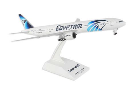 Skymarks Egyptair  Boeing 777-300ER with gear Scale 1/200 SKR855