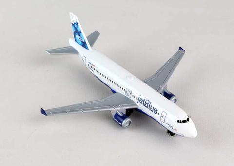 Jet Blue diecast aeroplane RT1224