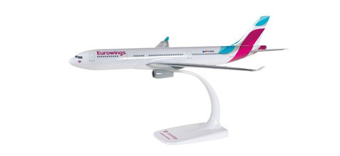 Herpa Eurowings A330-200 Scale 1/250