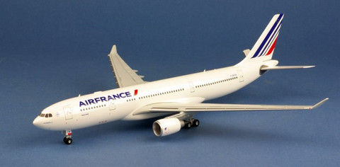 Herpa Wings Air France Airbus A330-200 F-GZCN Scale 1/200